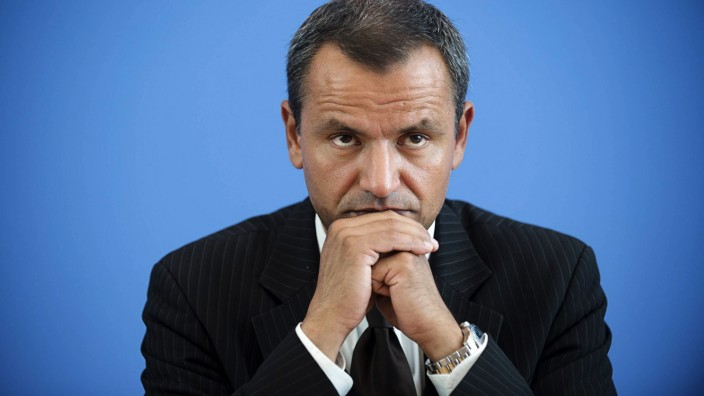Ermittlungen gegen SPD-Politiker Sebastian Edathy