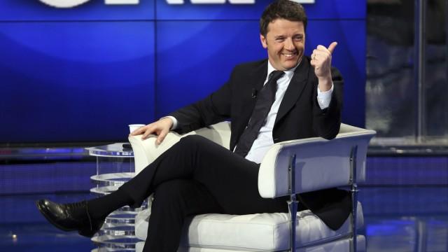Matteo Renzi TV