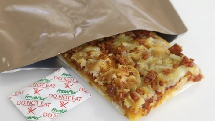 Pizza, US-Armee, MRE