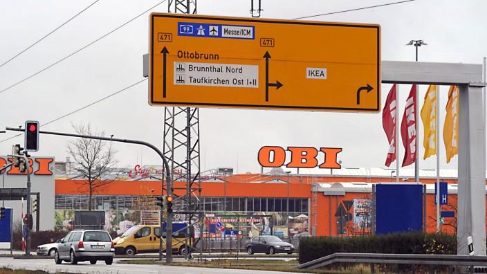 Obi-Markt, Brunnthal