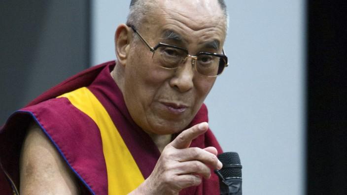 China warns US against Obama meeting with Dalai Lama