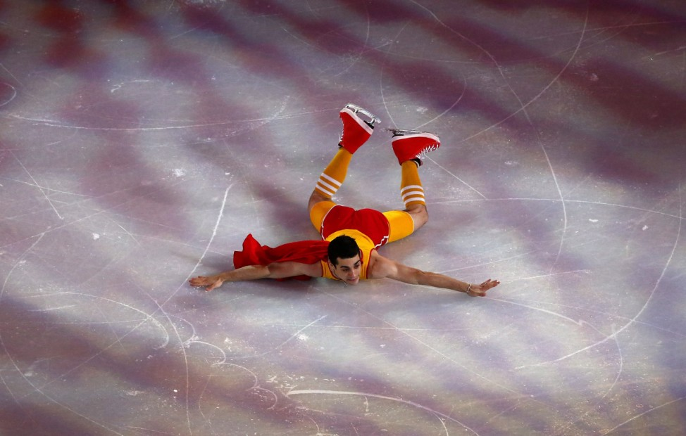 Sotschi 2014 - Eiskunstlauf