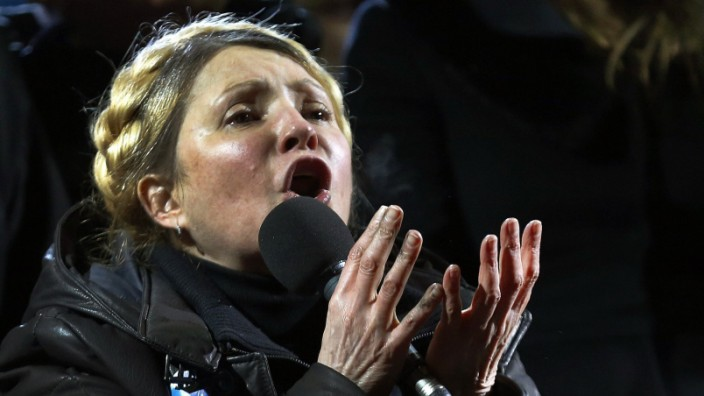 Timoschenko; Ukraine; Charite; Merkel