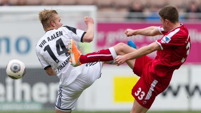 1.FC Kaiserslautern - VfR Aalen