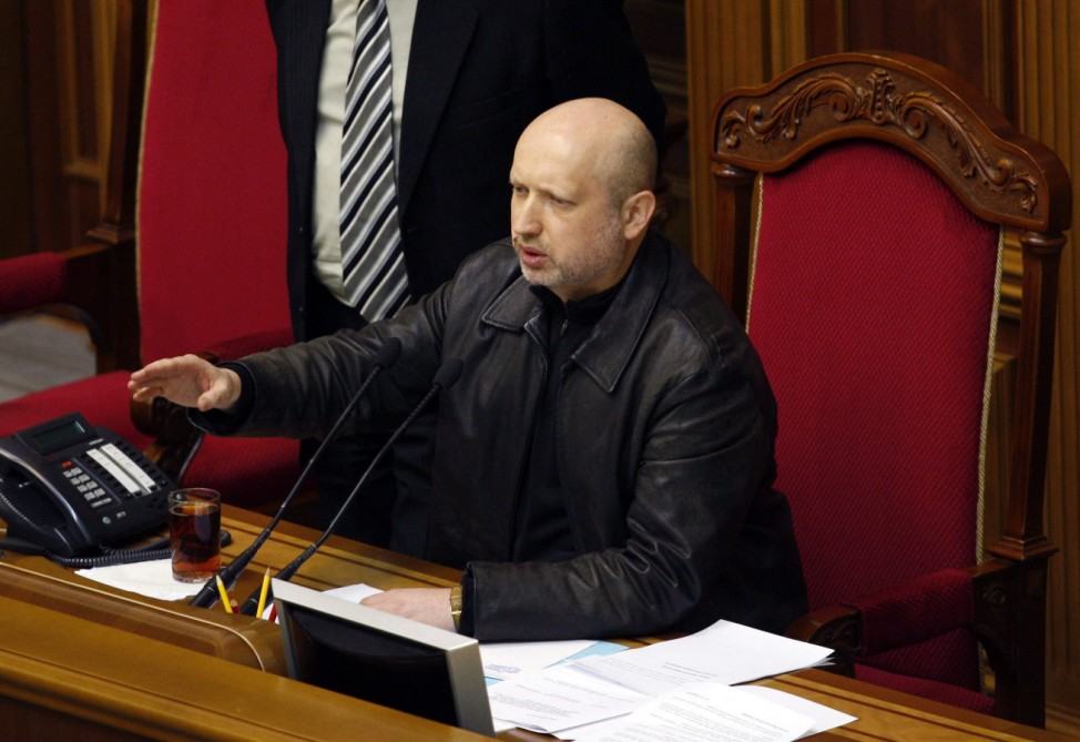 Ukraine's new parliamentary speaker is Tymoshenko ally