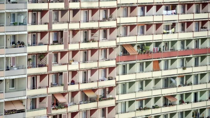 Leerstand Wohnungen