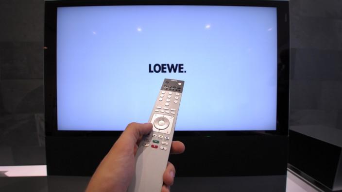 Loewe-Investoren machen Rückzieher