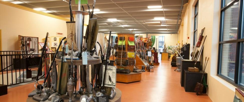 Sauberkeitsmuseum Idaho USA Pocatello