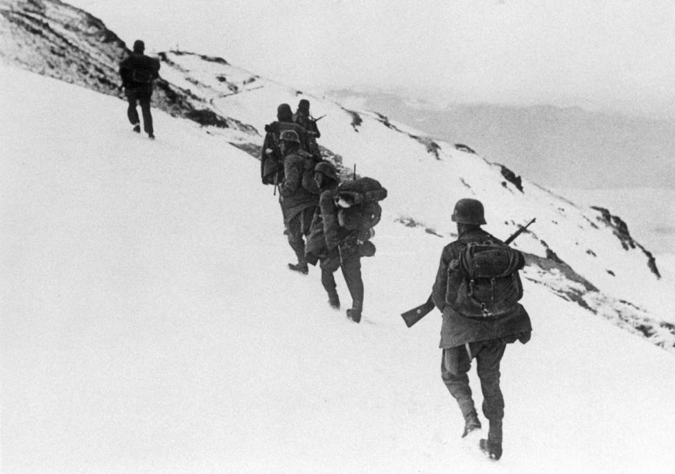 Griechenlandfeldzug, 1941
