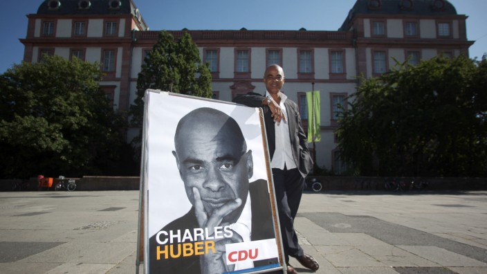 Charles M. Huber