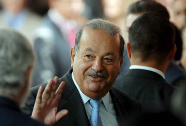Carlos Slim - erstmals Mexikaner reichster Mensch der Erde