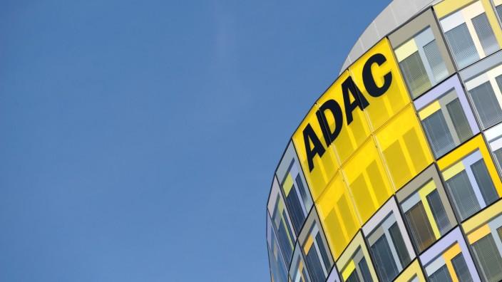 Das ADAC-Hauptquartier in München