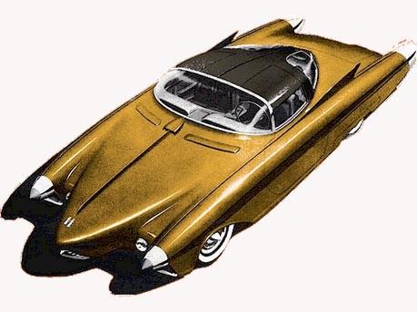 Oldsmobile J-2 Golden Rocket