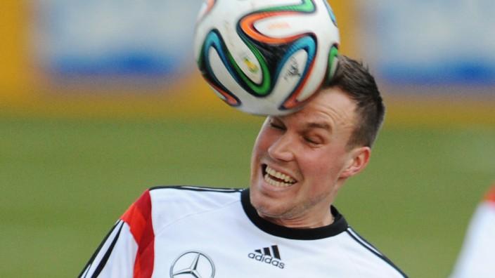Training deutsche Fußball-Nationalmannschaft