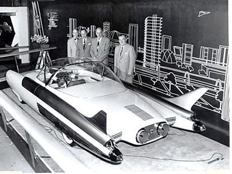 Ford FX Atmos