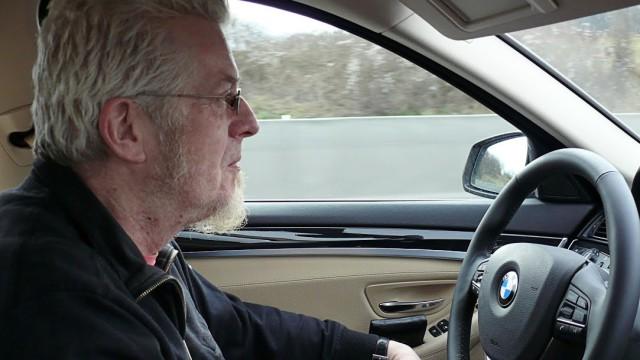 Testfahrt im BMW 528i