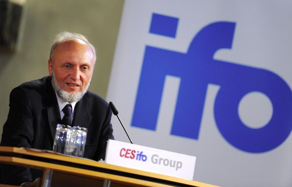 Jahresversammlung des ifo Instituts