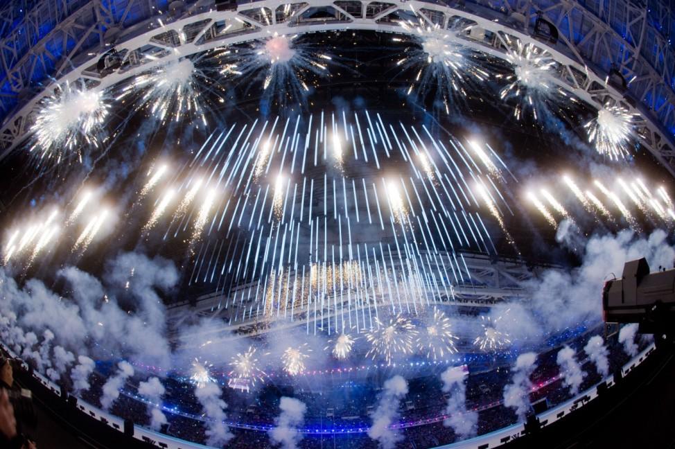 Paralympics 2014 - Eröffnungsfeier