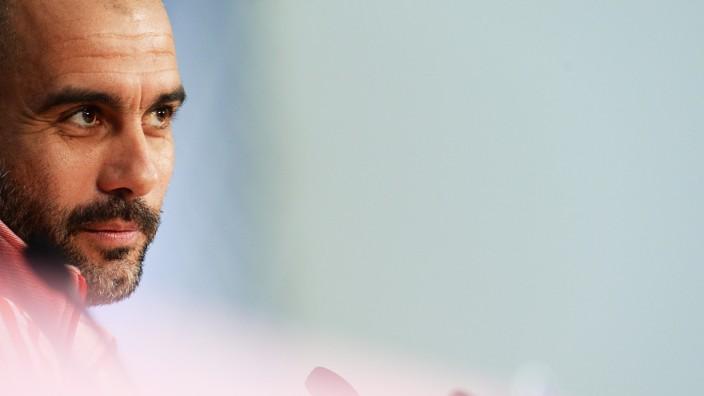 Pep Guardiola FC Bayern Arsenal Champions League