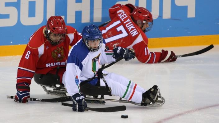 Paralympics 2014 ? Eishockey