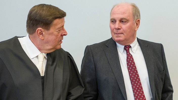 Uli Hoeneß Prozess