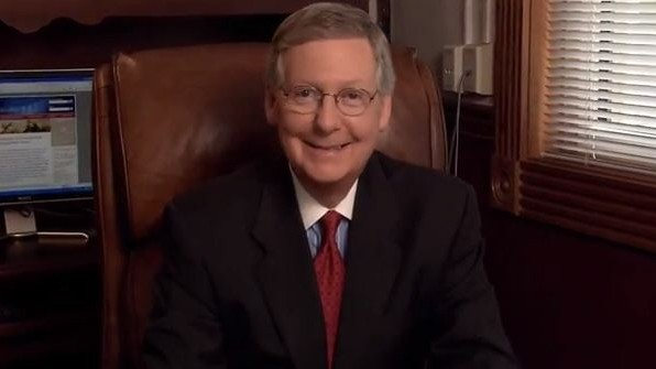 Mitch McConnell, #mcconnelling