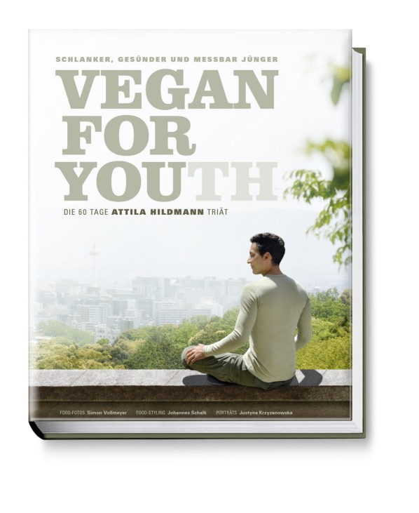 Vegan For Youth - Buchcover