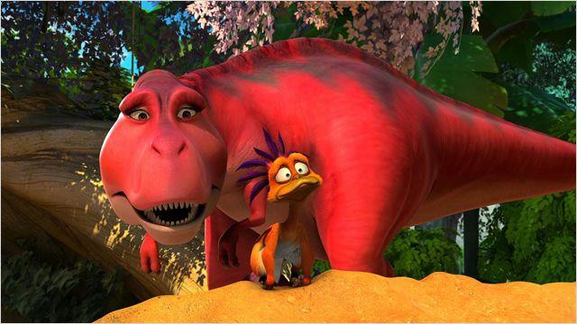 Die Dinos sind los, Film, Dinosaurier, Kinder, Zeitreise