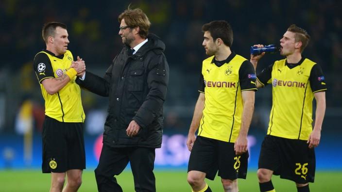 Borussia Dortmund v FC Zenit - UEFA Champions League Round of 16