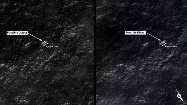 Australia investigates possible debris from missing plane
