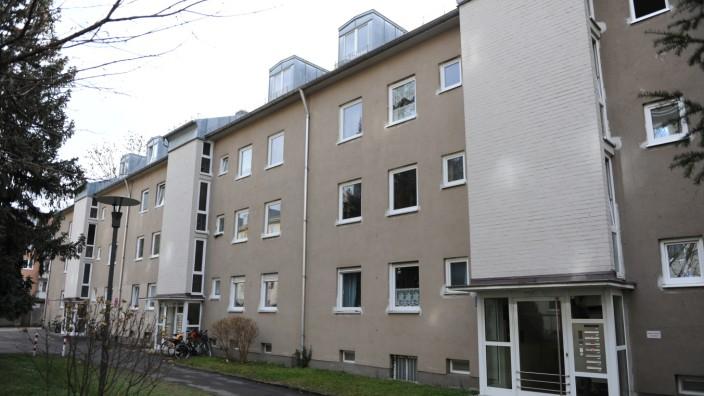 GBW Mietwohnungen in München, 2014