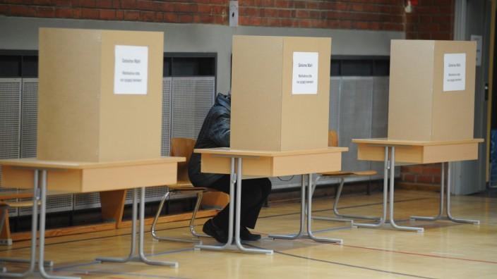 Kommunalwahl in München, 2014