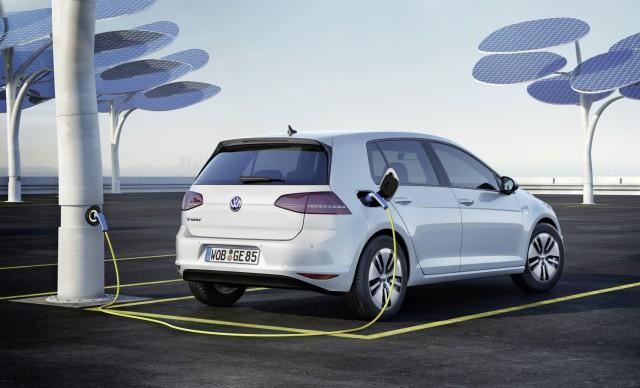 VW E-Golf von 2014
