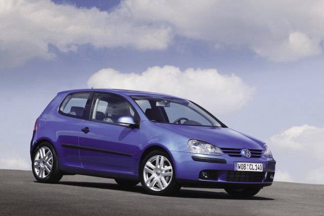 VW Golf V von 2003