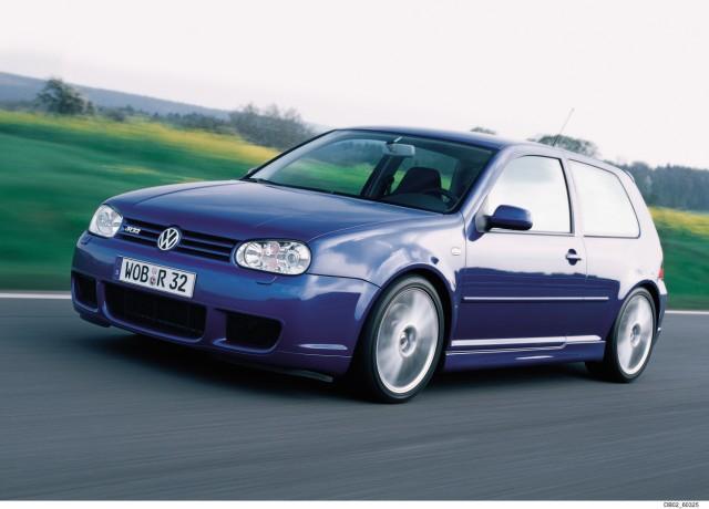 VW Golf R32 von 2002