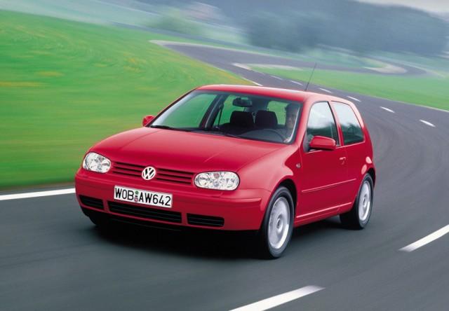 VW Golf IV von 1997
