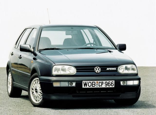 VW Golf III VR6 von 1991