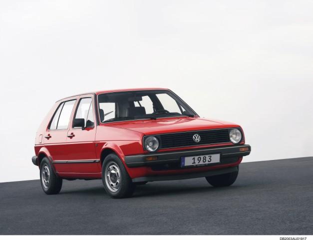 VW Golf II von 1983