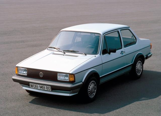 VW Jetta I von 1979