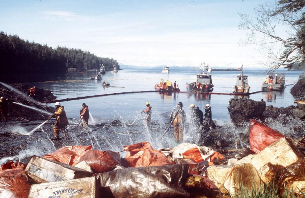 EXXON VALDEZ OIL SPILL ANNIVERSARY