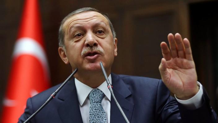 Recep Tayyip Erdogan, Ministerpräsident der Türkei