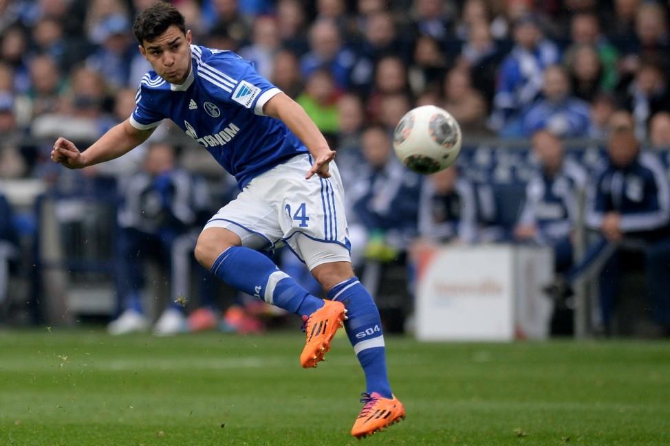 FC Schalke 04 v Eintracht Braunschweig - Bundesliga