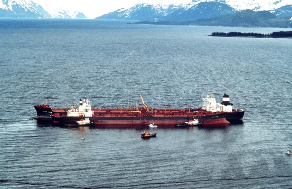 Tankerkatastrophe 'Exxon Valdez' 25. Jahrestag