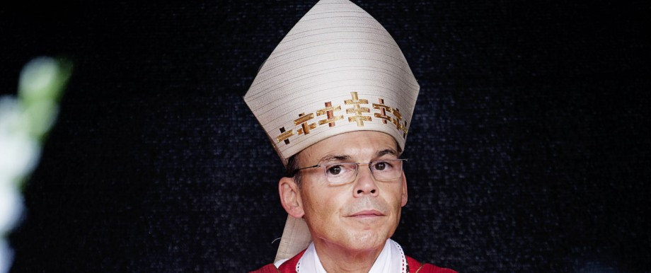 Entscheidung in Rom: Der Limburger Bischof Franz-Peter Tebartz-van Elst wird nicht in sein Bistum zurückkehren