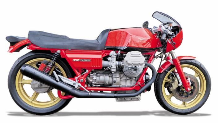 Moto Guzzi Le Mans 850S