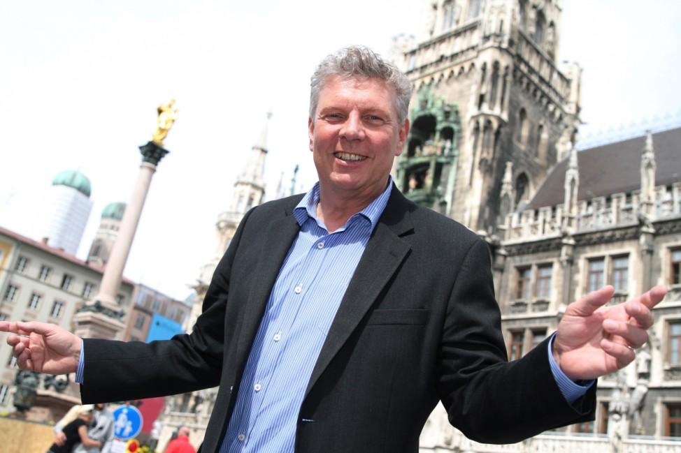 Dieter Reiter am Tag nach der Wahl