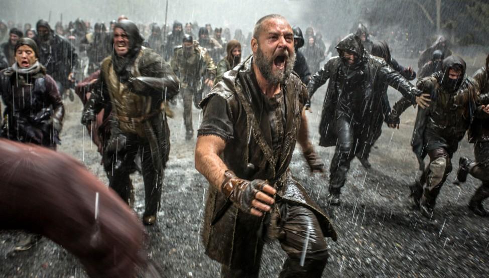 """Russell Crowe im Film """"Noah"""""""