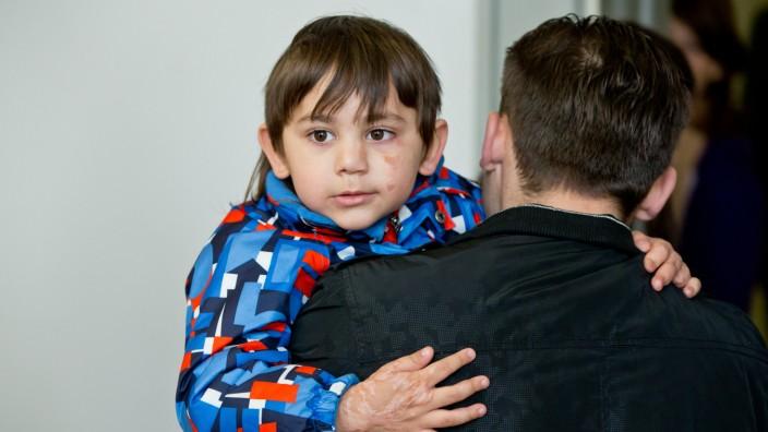Prozess um Flüchtlingskind