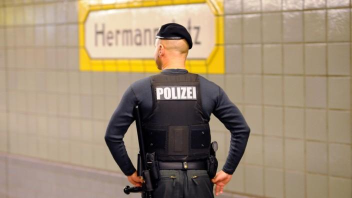 Sicherheit auf dem Bahnhof