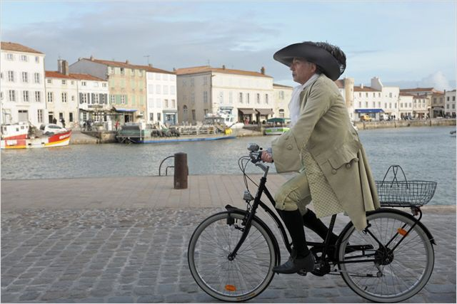 Moliere auf dem Fahrrad, Kino, Theater, Moliere, Adaption